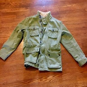 Lucky Brand Army Jacket